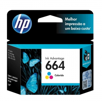CARTUCHO HP 664 ORIG COLOR