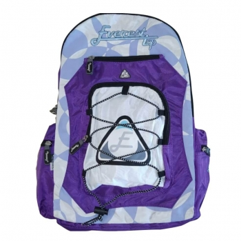 MOCHILA COSTA EVEREST TOP LILAS/BCO CENNABAGS