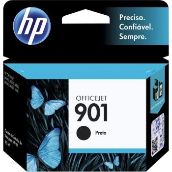 CARTUCHO HP 901 ORIG PRETO  CC653A HP