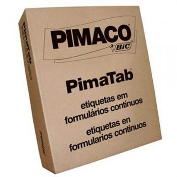 ETIQUETA MATRICIAL 10236-3C PIMATAB 500 FL  PIMACO