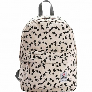 MOCHILA COSTA CANVAS TEEN E-BEGE 31218 CHENSON