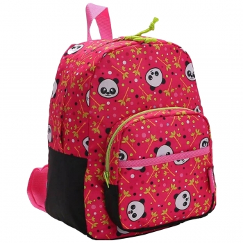 MOCHILA COSTA CANVAS TEEN P-PINK 31605 CHENSON