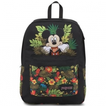 MOCHILA COSTA DISNEY TROPICAL MICKEY JANSPORT