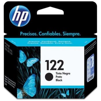 CARTUCHO HP 122 ORIG PRETO  CH561HB