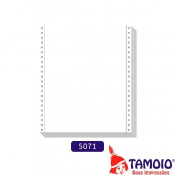 FORMULARIO CONT 80COL 1V BCO 2500F 5071 TAMOIO